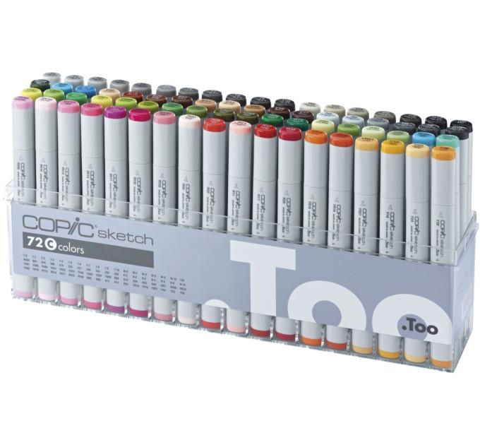 Маркеры Copic Sketch 72 C 21075162