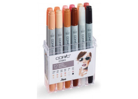 Маркеры Copic Ciao Skin Tones 12 шт 22075705