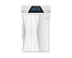 Сетка перспектива A для зарисовок 26*30,5 см Graph'it