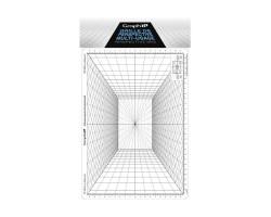 Сетка перспектива C для зарисовок 26*30,5 см Graph'it