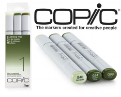 Маркеры Copic Sketch Set Blending Trio 1 3 шт 21075631