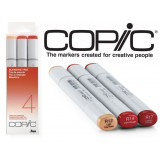 Маркеры Copic Sketch Set Blending Trio 4 3 шт 21075634