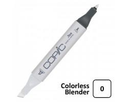 Маркер Copic Marker №0 Blender Бесцветный, смеситель