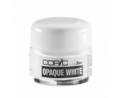 Белила покрывные, матовые COPIC Opaque White