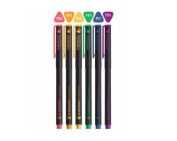 Набор ручек Chameleon Fineliner 6 шт - Primary Colors FL0601