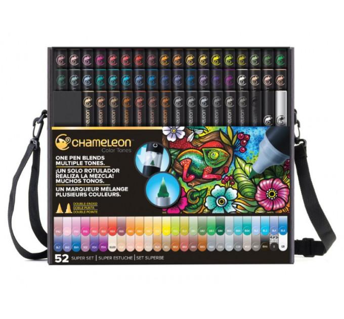 Chameleon маркеры набор 52 шт - Complete CT5201