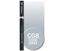 Маркер Chameleon Cool Grey (холодный серый) CG8
