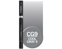 Маркер Chameleon Cool Grey 9 (холодный серый) CG9