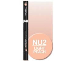 Маркер Chameleon Light Peach (светло-персиковый) NU2