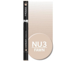 Маркер Chameleon Fawn (палевый) NU3