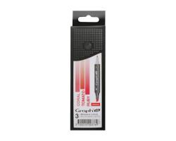 Маркеры Graph'it в наборах Passion, Оттенки красного, 3 шт - GI00376
