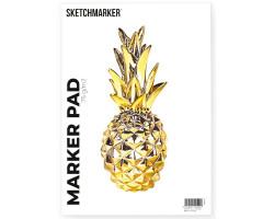 Склейка Sketchmarker Marker Pad A4 (75 gsm, 50 листов)