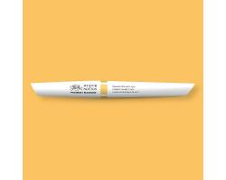 Маркер пигментный Pigment marker Winsor & Newton, № 008 Жовто-помаранчевий світлий