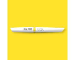 Маркер пигментный Pigment marker Winsor & Newton, № 055 Блискучий Жовтий