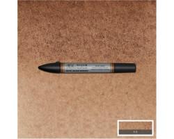 Маркер акварельный Winsor & Newton, № 076 Умбра паленая