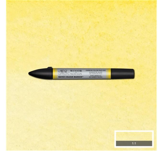 Маркер акварельный Winsor & Newton, № 119 Кадмий желтый теплый