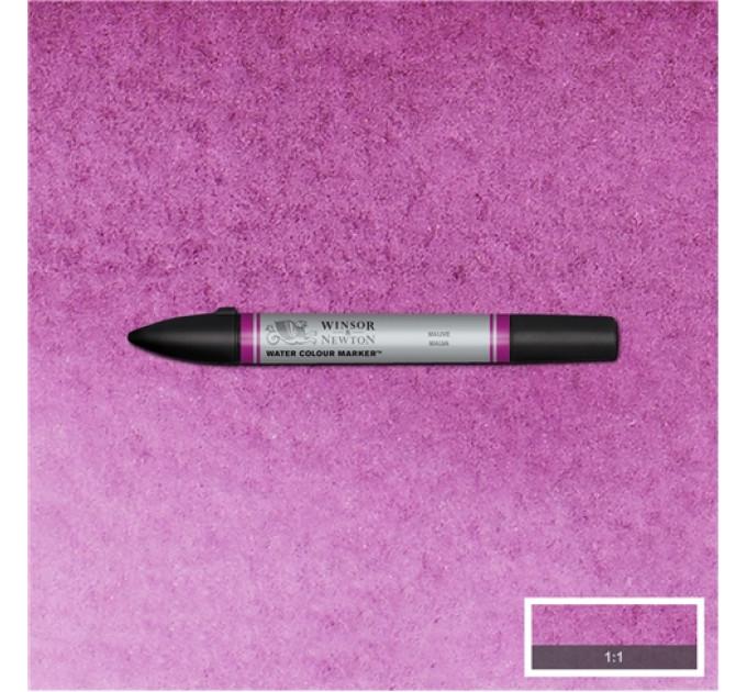 Маркер акварельный Winsor & Newton, № 398 Розово-лиловый