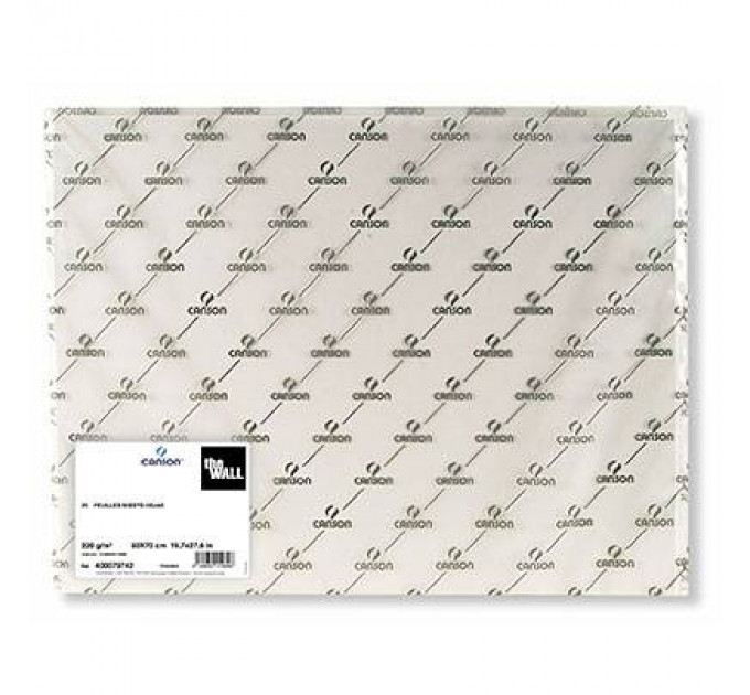 Бумага для маркеров Canson The Wall, 220 гр, 50х70 см лист