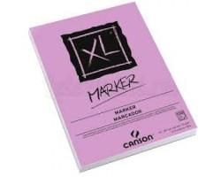 Альбом для маркеров Canson XL Marker формат A4 70 г/кв.м. (100 листов)