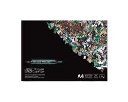 Альбом склейка Pad для маркеров Bleedproof paper A4 W&N 50 л