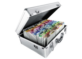 Маркеры Copic Sketch Suitcase 358 шт, 21075450