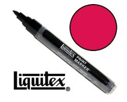 Акриловый маркер Liquitex, Paint Marker 2 мм, №110 Quinacridone Crimson
