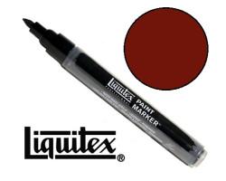 Акриловый маркер Liquitex, Paint Marker 2 мм, №127 Burnt Sienna