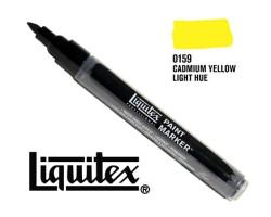 Акриловый маркер Liquitex, Paint Marker 2 мм, №159 Cadmium Yellow Light Hue