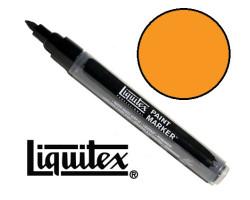 Акриловый маркер Liquitex, Paint Marker 2 мм, №163 Cadmium Yellow Deep Hue