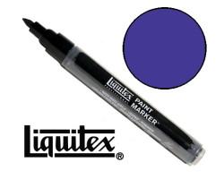 Акриловый маркер Liquitex, Paint Marker 2 мм, №186 Dioxazine Purple