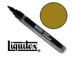 Акриловый маркер Liquitex, Paint Marker 2 мм, №237 Iridescent Antique Gold