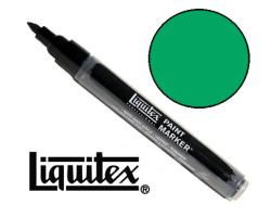 Акриловый маркер Liquitex, Paint Marker 2 мм, №312 Light Green Permanent