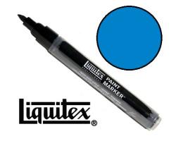 Акриловый маркер Liquitex, Paint Marker 2 мм, №316 Phthalocyanine Blue