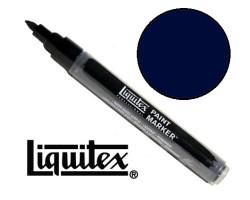 Акриловый маркер Liquitex, Paint Marker 2 мм, №320 Prussian Blue Hue