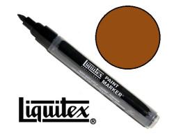 Акриловый маркер Liquitex, Paint Marker 2 мм, №330 Raw Sienna