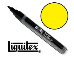 Акриловый маркер Liquitex, Paint Marker 2 мм, №412 Yellow Medium Azo