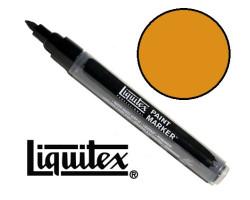 Акриловый маркер Liquitex, Paint Marker 2 мм, №416 Yellow Oxide