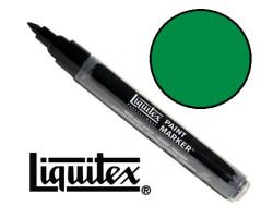 Акриловый маркер Liquitex, Paint Marker 2 мм, №450 Emerald Green