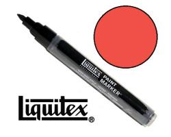 Акриловый маркер Liquitex, Paint Marker 2 мм, №510 Cadmium Red Light Hue